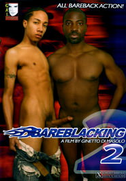Bareblacking #02 DVD Cover