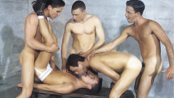 Full Filled : Michel Mattel, Dominic Russio, Drew Damon, Travis Wade, Matt Skyler, Billy Kincaid, Luc Jarrett