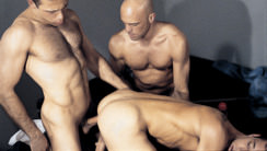 Hard To Hold : Sebastian Gronoff, Marcus Iron, Addison Scott