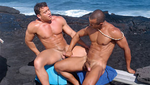 Drenched, Part 2:  Soaked To The Bone : Carlos Morales, Fernando Montana