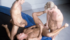 New Pledgemaster : David Logan, Alec Powers, Ken Ryker