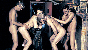 Shock, Part 2 : Aaron Tanner, Michael Brandon, Daniel Sinclair, Tommy Saxx