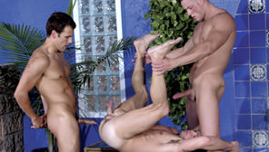 Super Soaked : Drew Sumrok, Jason Ridge, Erik Rhodes, Mark Dalton