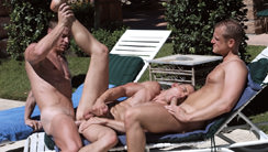 Super Soaked : Christoph Scharff, Josh Weston, Thom Barron, Mark Dalton