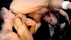 Mercury Rising : Rod Barry, Travis Wade, Tristan Paris
