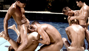Heatwave : James West, Buck Philips, Bryan Williams, Aaron Brandt, Adam Wilde, Dan Brewer, Brad Michaels, Hawk McAllister, Jeff Palmer