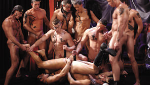 Heaven To Hell : Colby Taylor, Matthew Rush, Kane O'Farrell, Josh Weston, Joe Sport