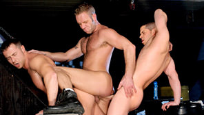 The Hunted : Marco Paris, Troy Punk, Brad Rock
