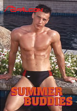 Summer Buddies Dvd Cover