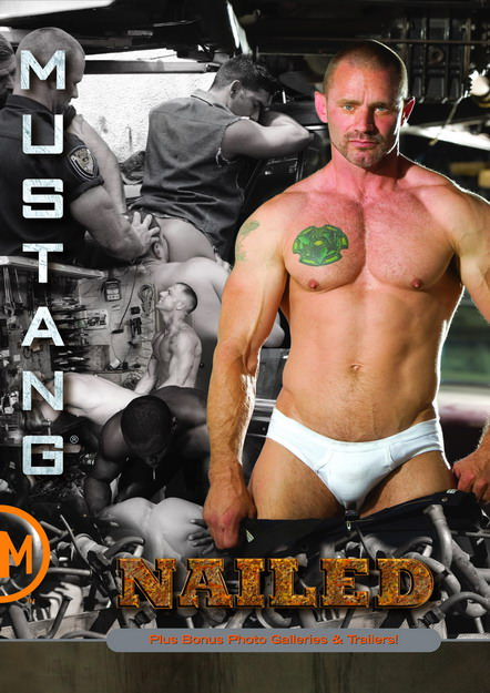 Nailed Dvd Cover