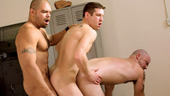 Forced Entry : Jake Dakota, Manuel Torres, Dean Tucker