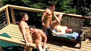 Endless Crush : Colby Taylor, Mason Wyler, Tristan Jaxx, Todd Welch