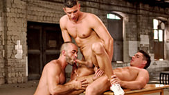 Hungarian Hook-Up : Jose Ganatti, Albert Viktor, Lucio Maverick
