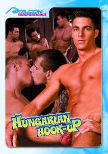 Hungarian Hookup DVD Cover