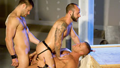 Darkroom : Tristan Jaxx, Tyler Saint, Johnny Gunn, Tommy Ruckus, Derrek Diamond