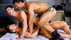Snap Shot : Adam Killian, Landon Conrad, Jayden Grey