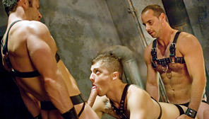 Depths of Desire, Part 1 : Tristan Jaxx, Girth Brooks, Chris Porter