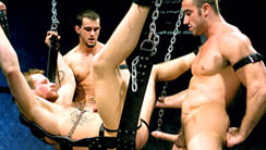 Depths of Desire, Part 2 : Spencer Reed, Trent Diesel, Phenix Saint