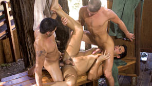 Big Wood : Dominic Pacifico, Jayden Grey, Zac Blake