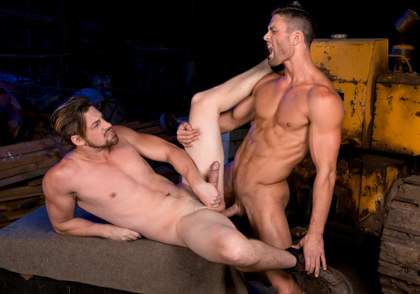 Falcon Studios: Ryan Rose & Andrew Stark - Total Exposure 2