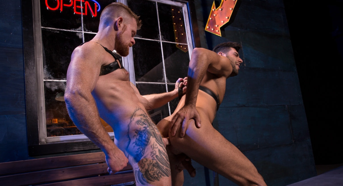 Raging Stallion: Jack Vidra & Mick Stallone - Two Dick Minimum