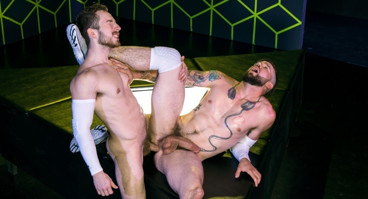 Raging Stallion: Buck Richards & Eddie West - Gaymers