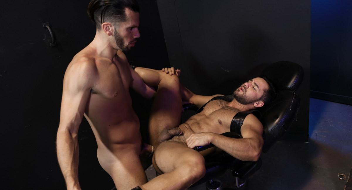 Extra Big Dicks: Marco Lorenzo, Bruno Bernal - Raunchy & Deep