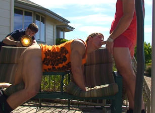 On The Set - Trystan Bull & Marcus Mojo