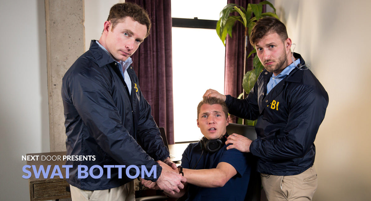 SWAT Bottom – Markie More & Elye Black & Nicholas Ryder