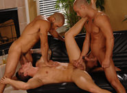 On The Set - Austin Wilde, Rod Daily & Parker London
