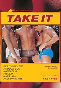 Take It Dvd Cover
