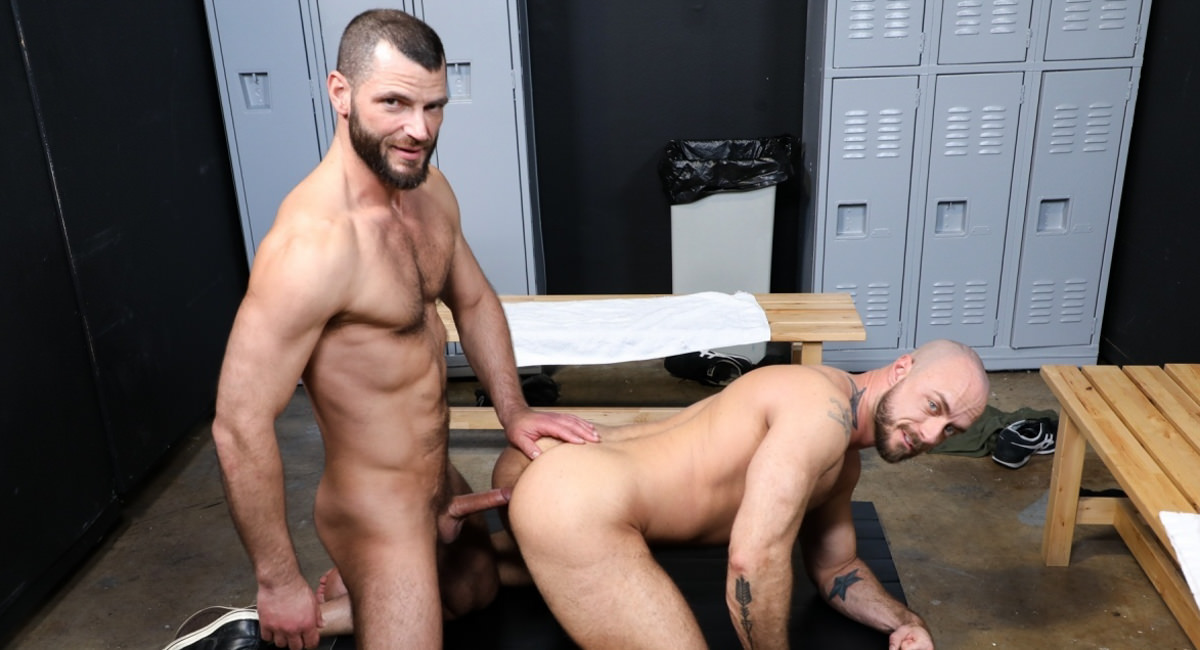 Pre-Workout Excitement – Jessie Colter & Jake Morgan 2