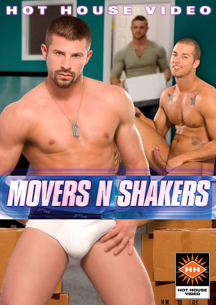 Movers N Shakers Dvd Cover