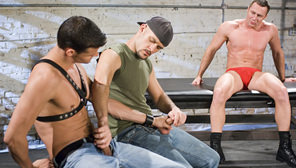Pack Attack 2: Marco Paris, Scene #01
