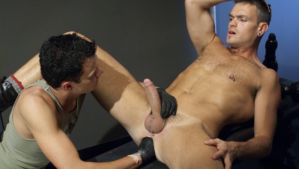 Fist Trap, Scene #04