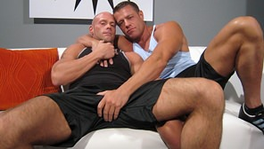 Coby Mitchell And Tyler Saint