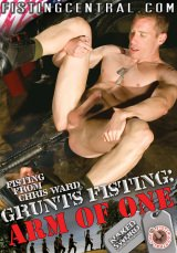 Grunts Fisting: Arm Of One Dvd Cover