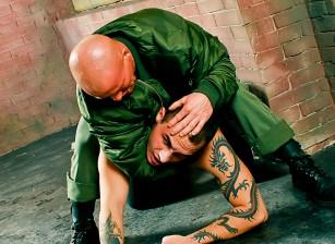 Skinheads Cum Fucking, Scene #01