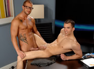 On The Set - Rod Daily & Dylan Hauser