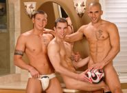 On The Set - Austin Wilde, Jay Cloud & Dylan Hauser