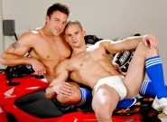 On The Set  - Trystan Bull & Anthony Romero