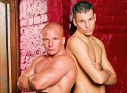 Gay Bareback Sex : Alfredo Castaldo -amp; James Jones - Alfredo Castaldo -amp; James Jones (A)!