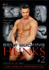 Self Sucking Hunks #02 Dvd Cover