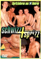 Sweat And Spunk Dvd Cover