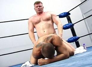 Wrestling Hunks #03, Scene #03