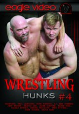 Wrestling Hunks #04 Dvd Cover
