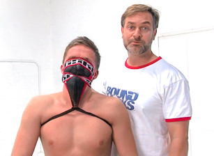 Jock Strap Harness Gag