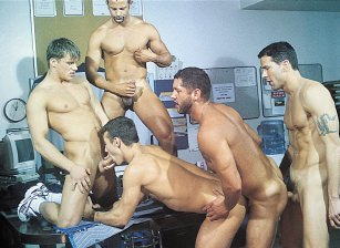 Marcus Iron, Karl Tenner, Nicholas Clay, Fernando Montana, Blake Harper