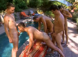 Danny Taggart, Chase Evans, Mario Costa, Sean Preston, Enrique Currero