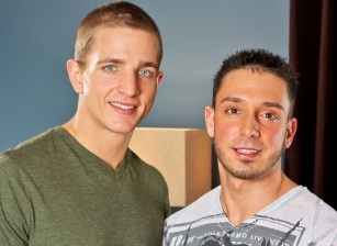 On The Set - Marcus Mojo & Ayden Marx